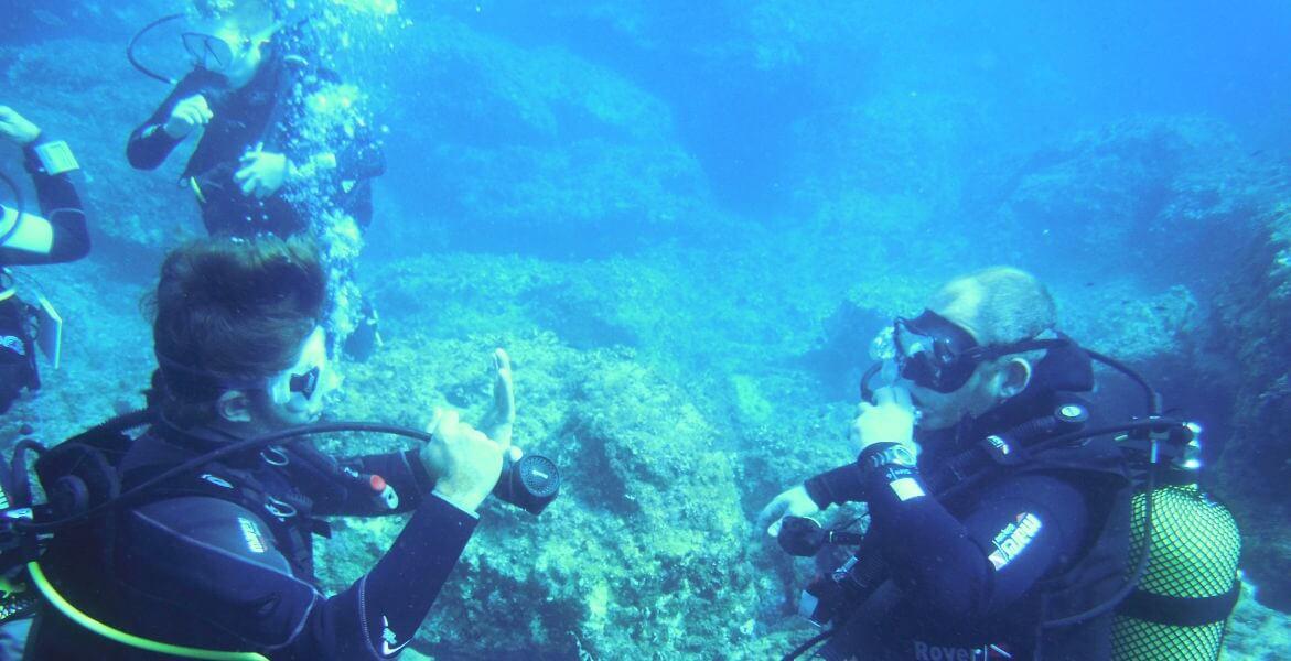 Merak curso SSI Menorca