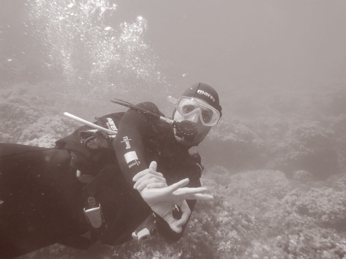 Presion mar - Merak Menorca